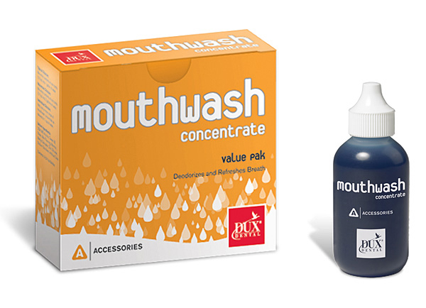 Mouthwash Concentrate Packaging