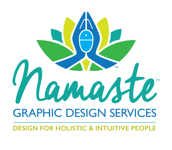 Namaste Graphic Design Services Logo
