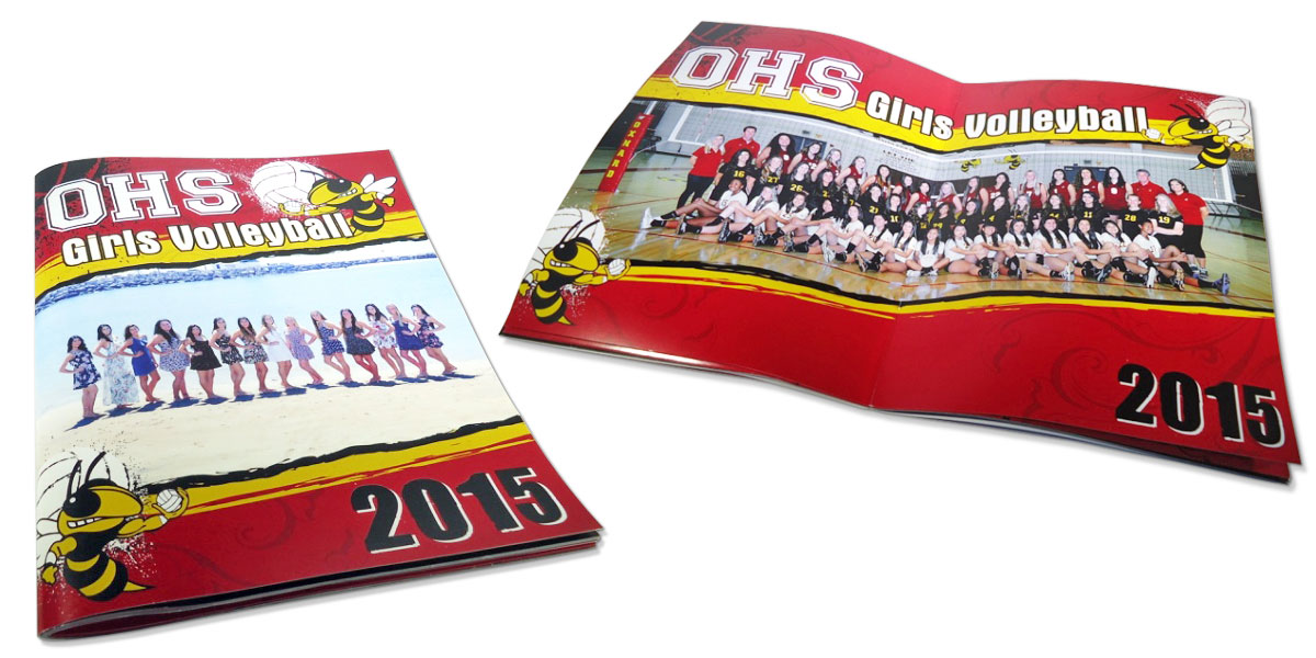 OHS Girls Volleyball Program