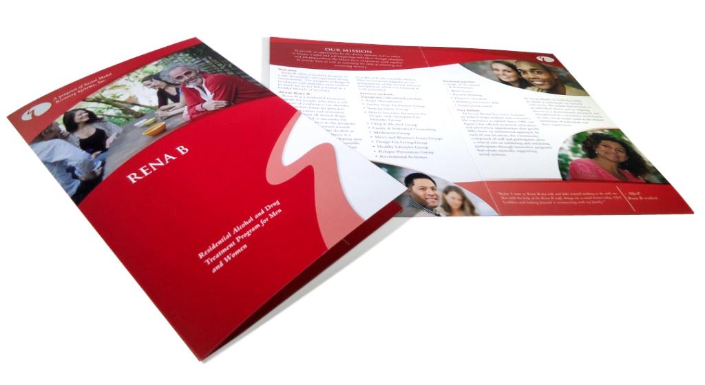 Social Medal Recovery Rena B Brochure