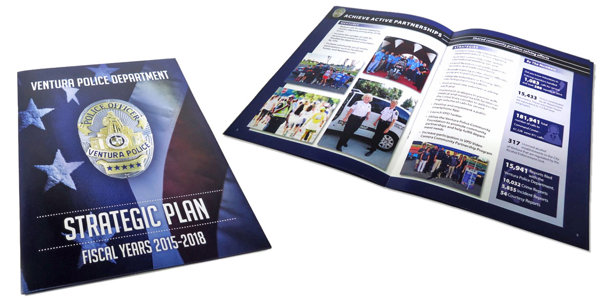 VPD Strategic Plan Booklet